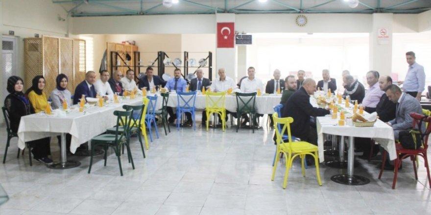 Bakkallar Odası Başkanları Göbel'de bir araya geldi