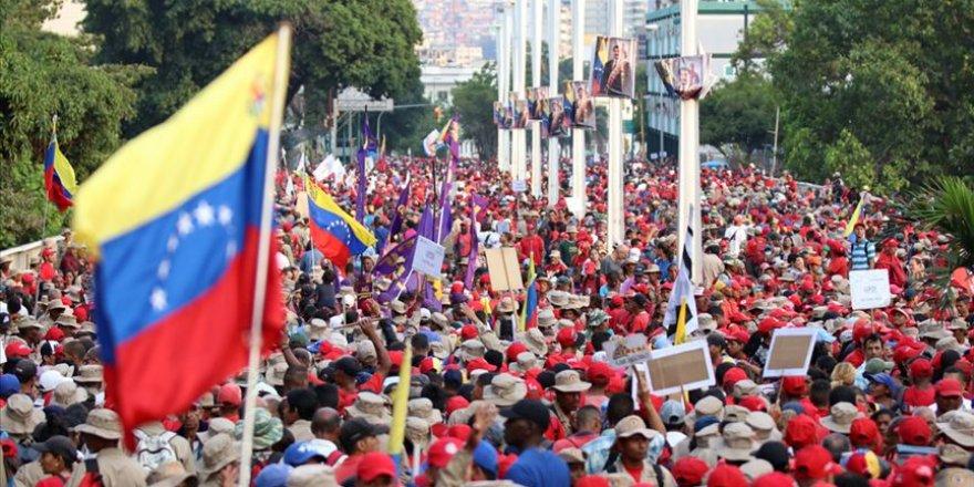 ABD'den Venezuela ile ilgili yeni hamle!