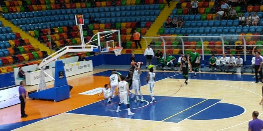 Konyaspor Basket, yarı finalde