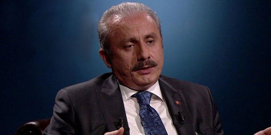 Mustafa Şentop: Olayın Mahmut Tanal ile...