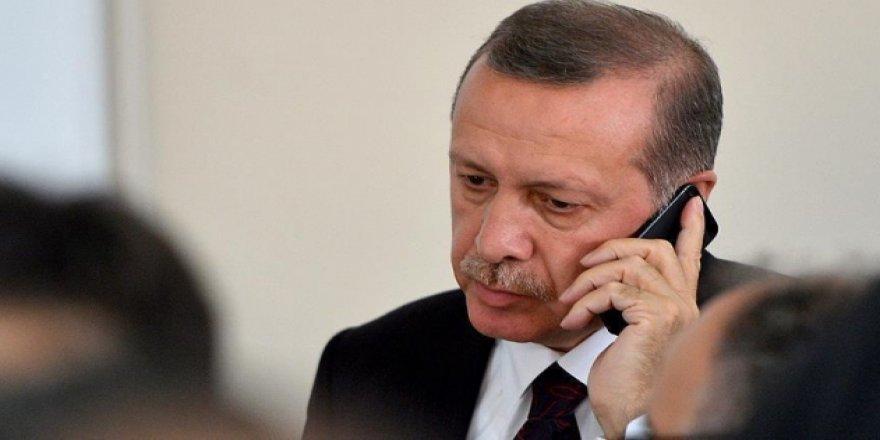 Cumhurbaşkanı Erdoğan, Aliyev ve Mirziyoyev ile görüştü