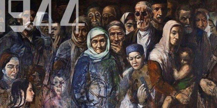 Sözcü Kalın'dan Kırım Tatarları paylaşımı