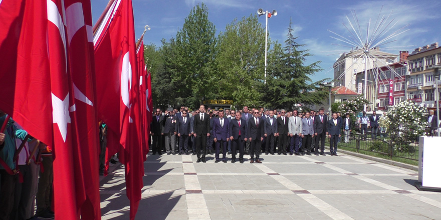Beyşehir'de 19 Mayıs kutlamaları