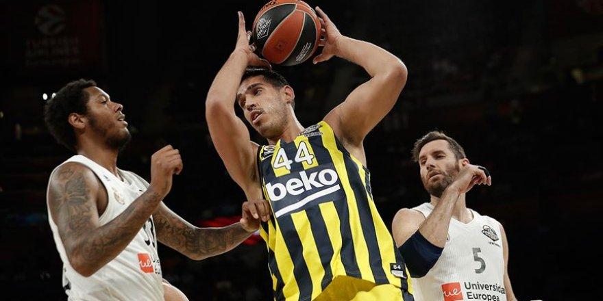 Fenerbahçe Beko, THY Avrupa Ligi Dörtlü Finali'nde dördüncü oldu