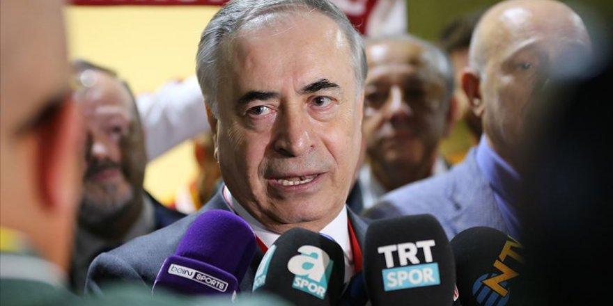 Galatasaray Kulübü Başkanı Cengiz: İnşallah 3. kupayı da alırız