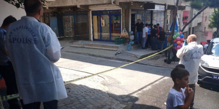 İstanbul'un göbeğinde büyük soygun! Silahlar patladı