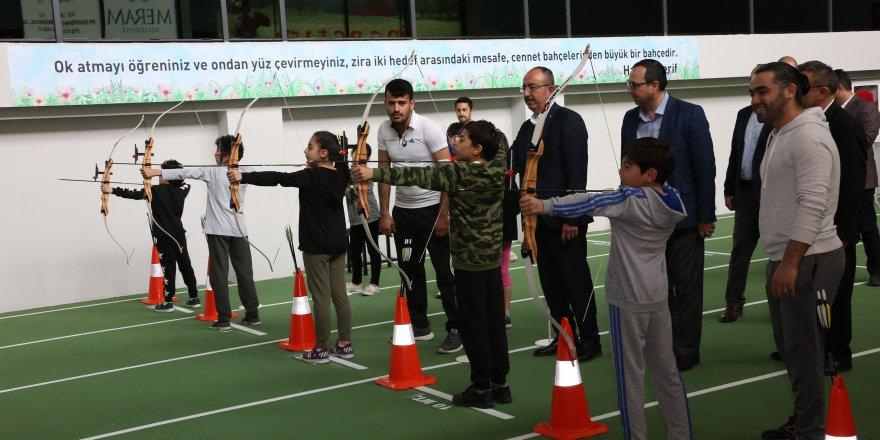 Meram'da 'yaz spor okulu' için ön kayıtları başlıyor