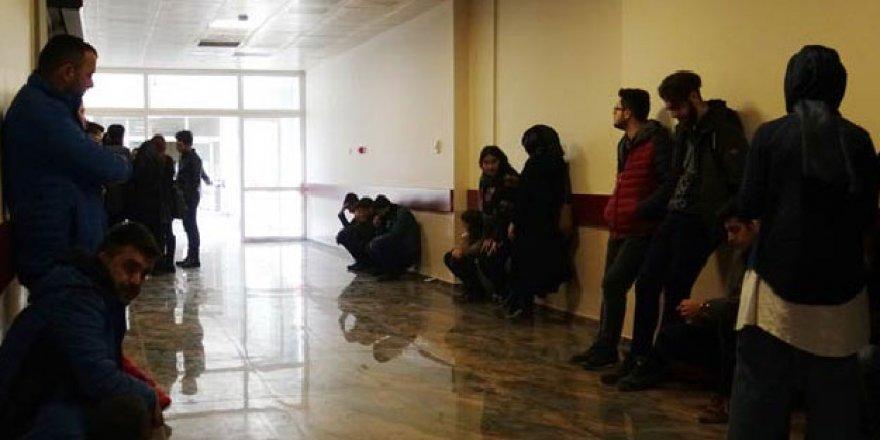 Üniversite öğrencisi tuvalette ölü olarak bulundu