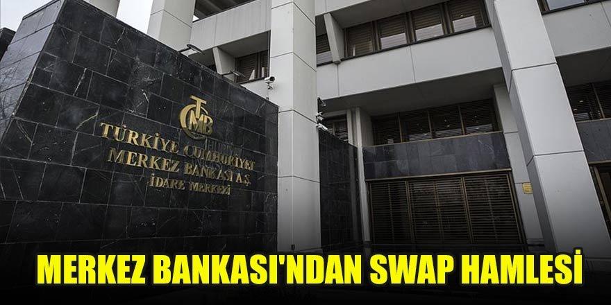Merkez Bankası'ndan Swap hamlesi