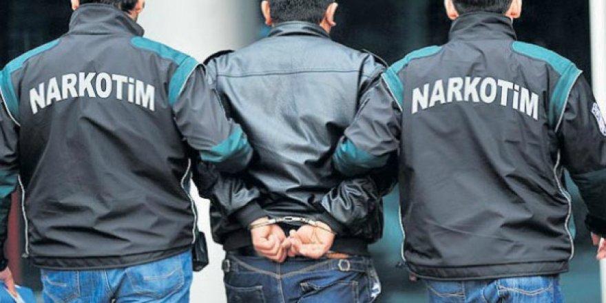 Kayseri'de 1 ayda uyuşturucu madde ticareti yapan 14 kişi tutuklandı