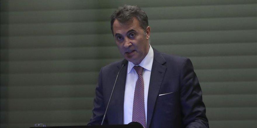 Fikret Orman: Ülkemizdeki futbolun marka değerini yükseltmeliyiz