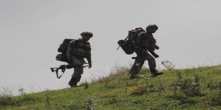 Giresun'da, gri listede aranan PKK'lı terörist, yakalandı