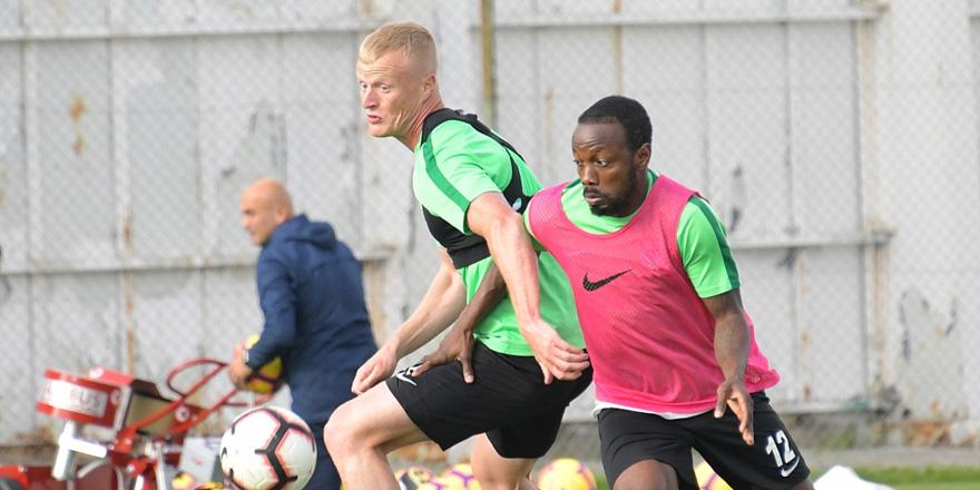 Konyaspor'da hazırlıklar tempolu sürüyor