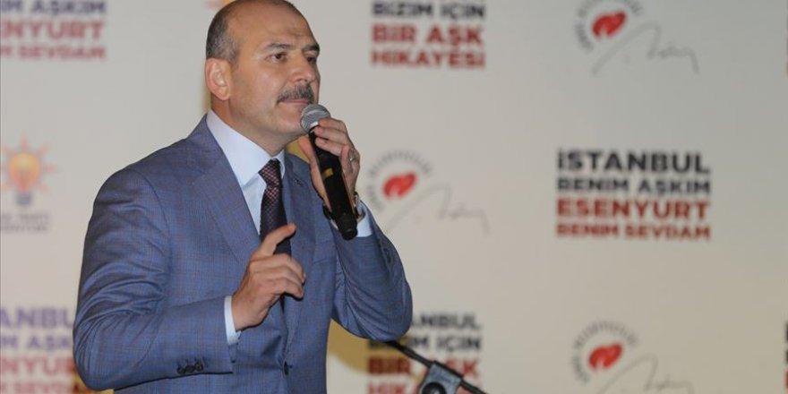 Süleyman Soylu: Seçimin niçin iptal edildiği YSK'nin kararında görülebilir