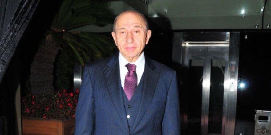 TFF Başkan Vekili Özdemir adaylığını açıkladı!