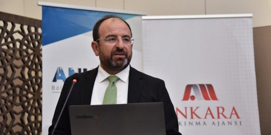 Ankara Bölgesel Yenilik Stratejisi Sektörler Arası İşbirliği Çalıştayı