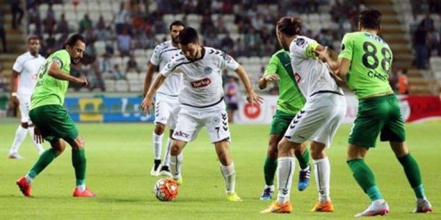 Süper Lig'de yarın oynanacak Atiker Konyaspor - Akhisarspor maçının muhtemel 11'leri