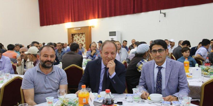 Başkan Oprukçu, belediye çalışanlarıyla bir araya geldi