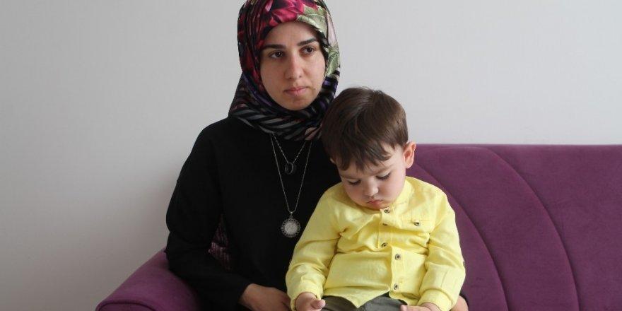 """Şehit Kadir Çakı'nın eşi: """"Bin şükür eşimin kanını yerde bırakmadılar"""""""