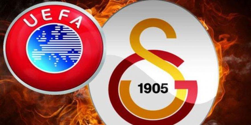 UEFA'dan kritik Galatasaray açıklaması!