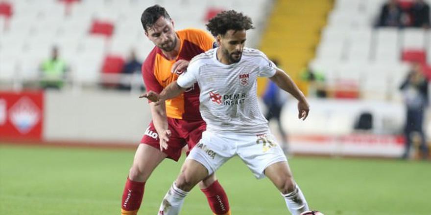 Şampiyon'un Sivas'taki kapanışında 7 gol!