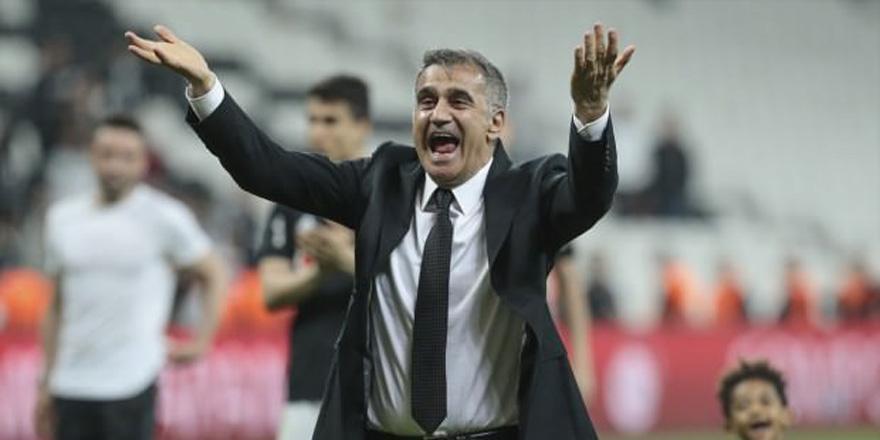 Şenol Güneş: Beşiktaş yönetimi gitmemi istedi