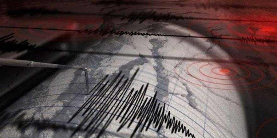 Milas'ta 3,6 büyüklüğünde deprem