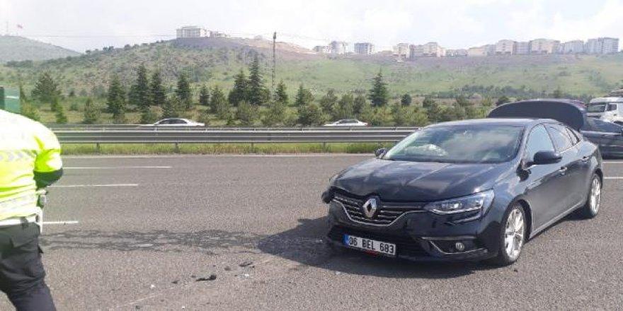 TÜİK Başkanı Yağan, trafik kazasında yaralandı