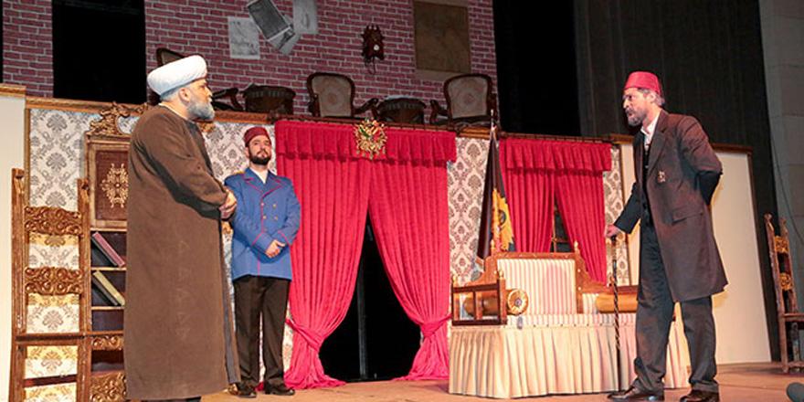 Şehir Tiyatrosu, kültür hayatının önemli bir parçası oldu