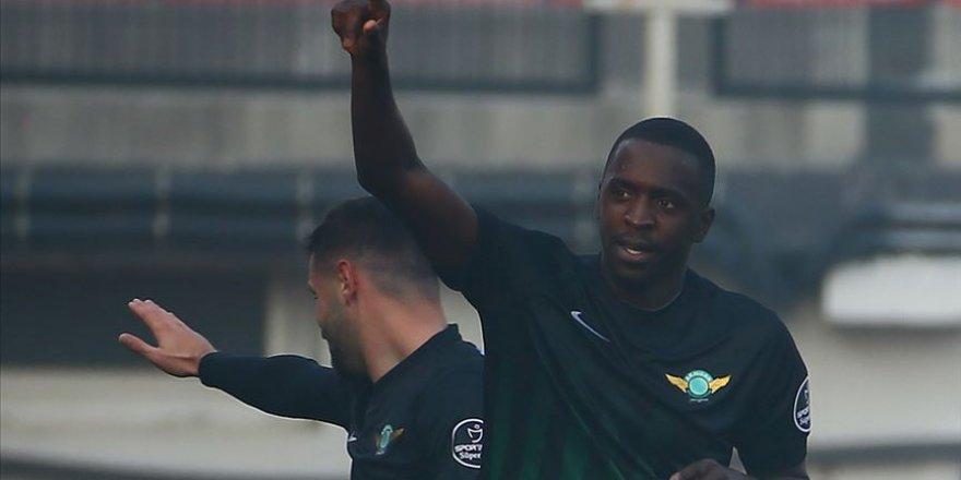 Akhisarspor'un vazgeçilmezi Abdoulwahid Sissoko