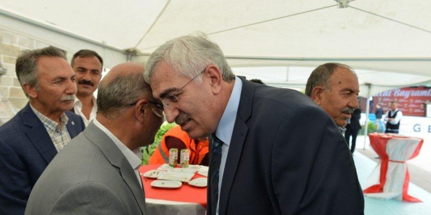 AK Parti Erzurum İl Başkanlığı bayramlaşma programı ile ilgili görsel sonucu