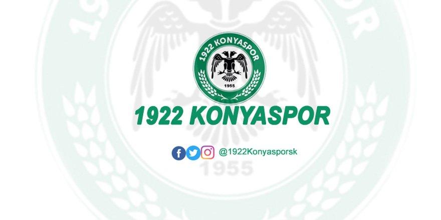 1922 Konyaspor Kulübü hakkında flaş açıklama! Ereğli'ye satılacak mı?