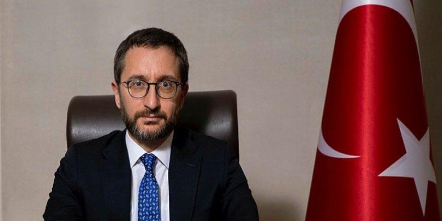 İletişim Başkanı Altun'dan, Suudi mahkemesine tepki