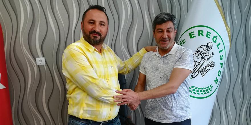 Ereğlispor, Himmet Kök ile yeniden anlaştı