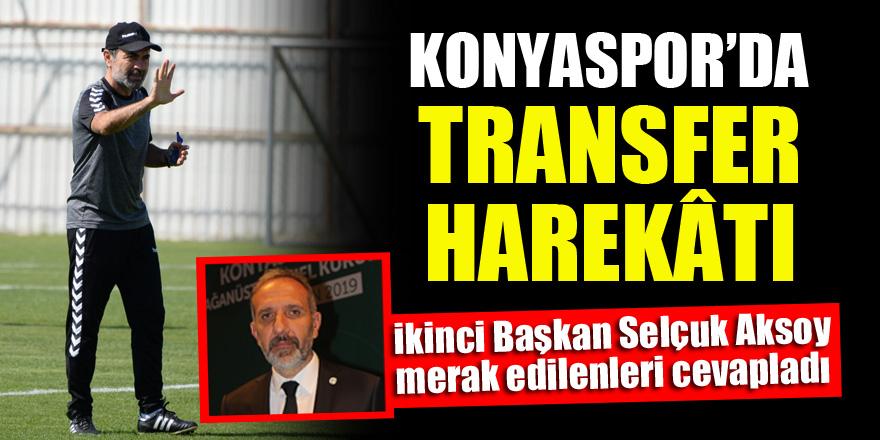 Konyaspor'da transfer harekâtı