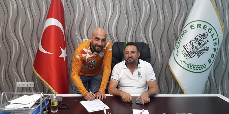 Ereğlispor'da transfer devam ediyor
