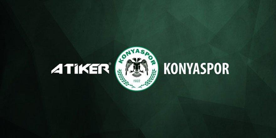 Konyaspor'dan sponsor açıklaması