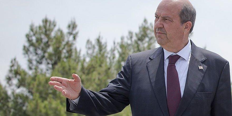 KKTC Başbakanı Tatar'dan 'Federasyon' açıklaması