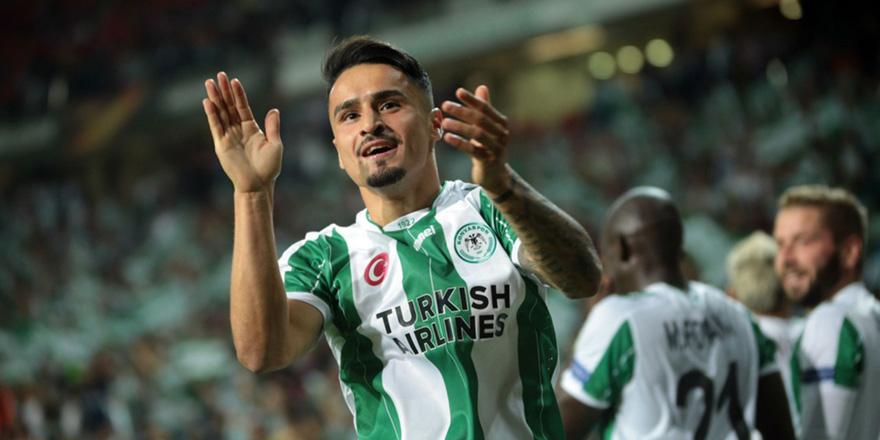 Konyaspor'da Musa Araz'a yol göründü