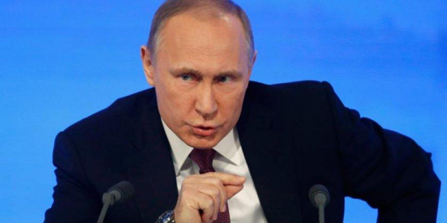 Dünya şokta! Putin orduya savaş emri verdi
