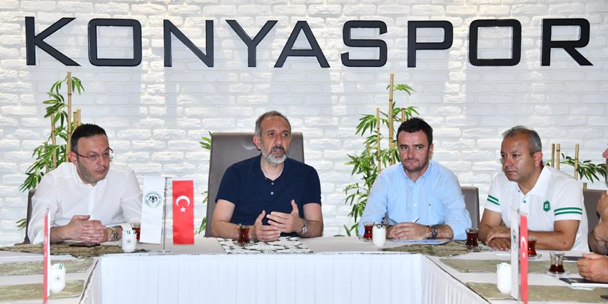 Konyaspor'da akademi antrenörleri belli oldu