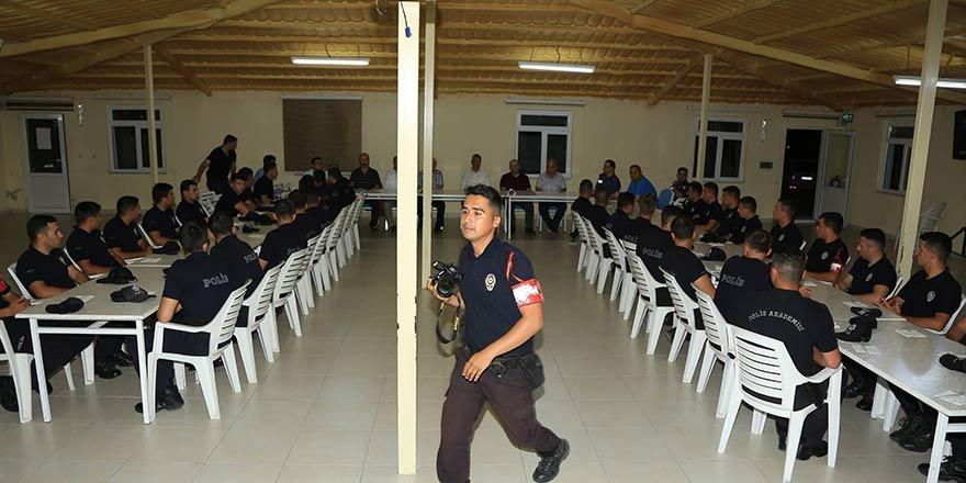 Ereğli'de polis adayları fotoğrafçılık kursu aldı