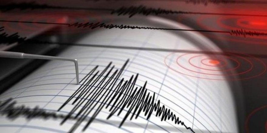 Milas'ta 3,4 büyüklüğünde deprem