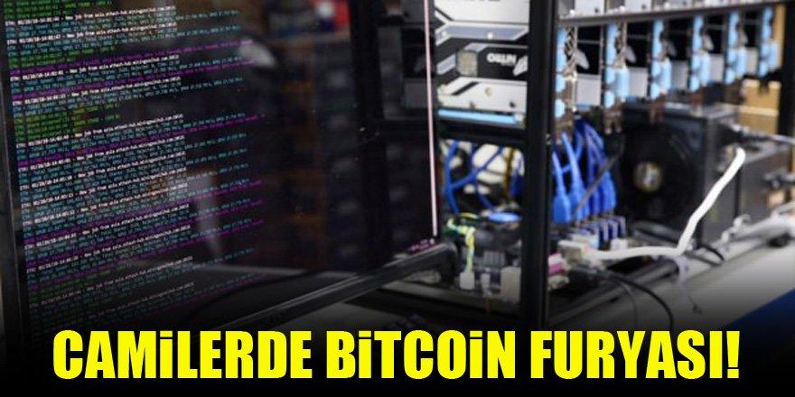 İran camilerinde bitcoin furyası