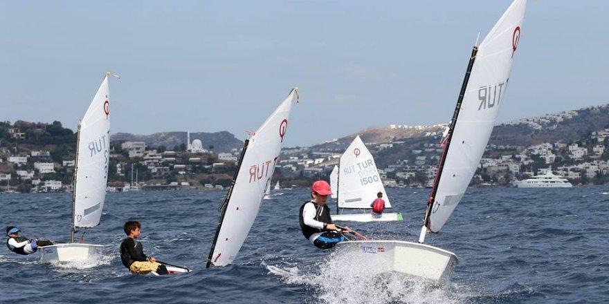 Bodrum 2021 yelken yarışlarına talip oldu