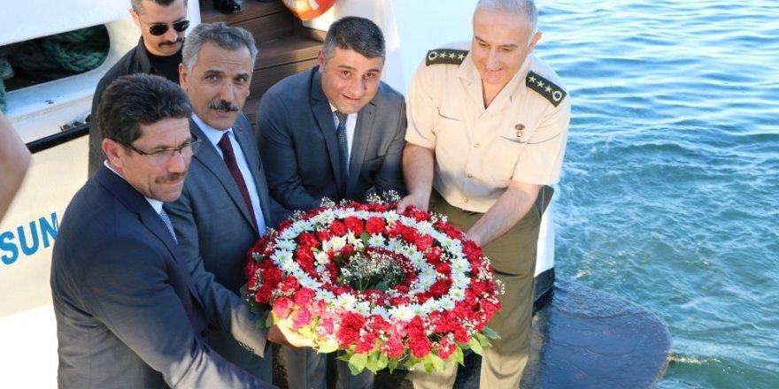 Samsun'da Denizcilik ve Kabotaj Bayramı kutlamaları yapıldı