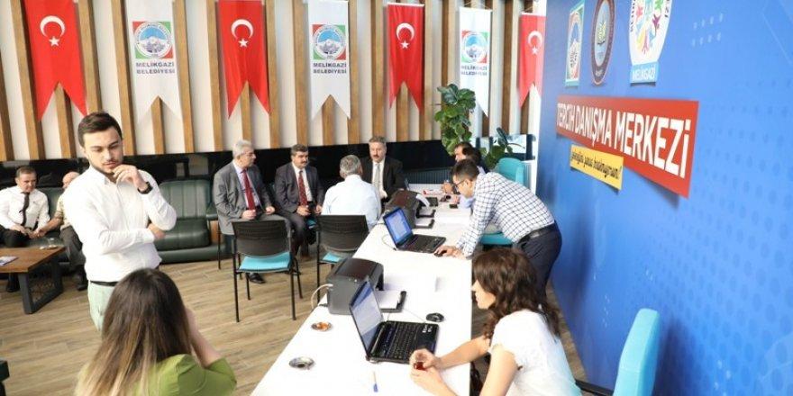 """Melikgazi Belediye Başkanı Dr. Mustafa Palancıoğlu, Doğru Tercihlerin Adresi """"Melikgazi´"""