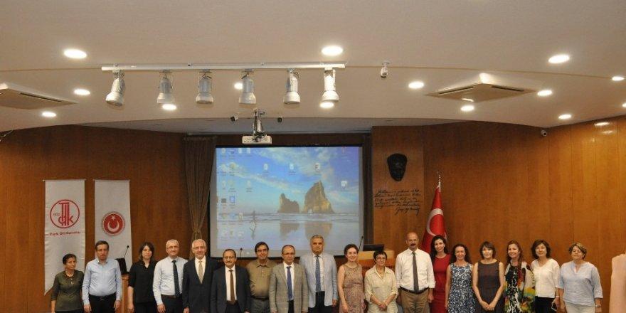 """TDK Başkan Yardımcısı Ersoy: """"Nitelikli çalışmalarla ülkemiz Türkoloji'nin merkezi olmayı sürdürecek"""""""