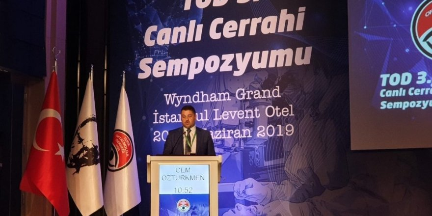 Op. Dr. Cem Öztürkmen tecrübelerini paylaştı