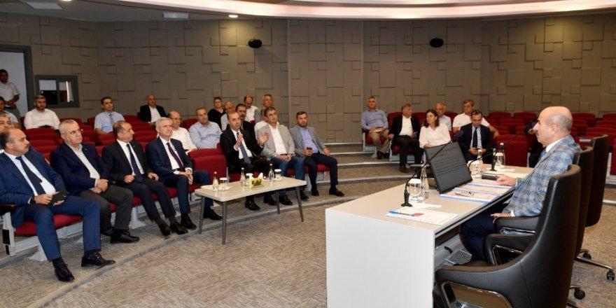 """Vali Demirtaş: """"Adanalıları, 15 Temmuz'da Merkez Park'a  davet ediyorum"""""""